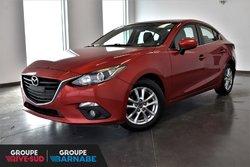 Mazda Mazda3 *GS-SKY SIÈGE CHAUFFANT CAMERA DE RECUL BLUETOOTH*  2014