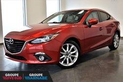 Mazda Mazda3 GT CUIR+GPS+TOIT+AUDIO BOSE+I-LOOP+++  2015