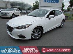 Mazda Mazda3 Sport ***GX A/C BLUETOOTH GROUPE ELECTRIQUE ***  2015