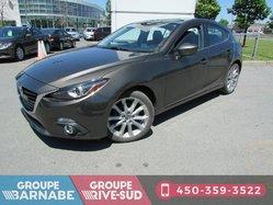 Mazda Mazda3 Sport **GT GPS SIEGE CHAUFFANT TOIT OUVRANT BLUETOOTH **  2015