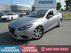 Mazda Mazda3 GX+GROUPE ÉLECTRIQUE+A/C+BLUETOOTH  2015