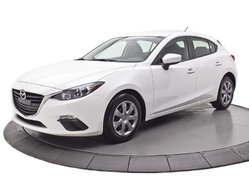 Mazda Mazda3 GX || MANUELLE || AIR CLIMATISÉ || BLUETOOTH  2015