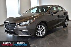 Mazda Mazda3 ***GS A/C SIEGE CHAUFFANT CAMERA DE RECUL ***  2015