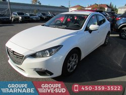 Mazda Mazda3 ***GX A/C BLUETOOTH AUTOMATIQUE ***  2015
