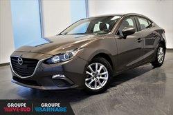 Mazda Mazda3 ***GS A/C CAMERA DE RECUL BLUETOOTH ***  2015