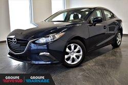 Mazda Mazda3 GX A/C BLUETOOTH VITRE ELECTRIQUE  2015