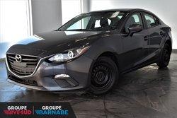 Mazda Mazda3 ***GX A/C RÉGULATEUR DE VITESSES BLUETOOTH ***  2015