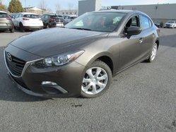 Mazda Mazda3 ***GX CAMÉRA DE RECUL A/C BLUETOOTH***  2016