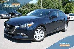Mazda Mazda3 ***GX CAMERA DE RECUL+A/C+BLUETOOTH***  2017