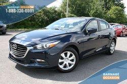 Mazda Mazda3 ***GX A/C+BLUETOOTH+CAMERA DE RECUL  2017