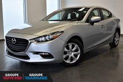 Mazda Mazda3 ***GX A/C+CAMERA DE RECUL  2017