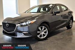 Mazda Mazda3 GX+AUTOMATIQUE+CLIMATISEUR+CAMERA RECUL ET +++  2017