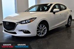 Mazda Mazda3 SE CUIR!!! SIÈGE CHAUFFANT PNEUS D'HIVER GRATUIT  2017