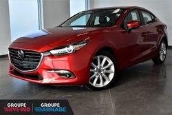 Mazda Mazda3 ***GT TECH TOIT OUVRANT CUIR BLUETOOTH GPS ***  2017