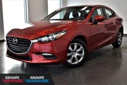 Mazda Mazda3 GX A/C VITRE ELECTRIQUE  2017