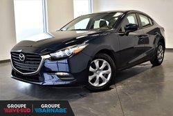 Mazda 3 GX || AUTOMATIQUE || BLUETOOTH || BAS KM  2017