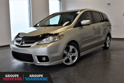 Mazda Mazda5 GT CUIR TOIT 7 PASSAGERS  2007