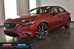 Mazda Mazda6 *GT CUIR TOIT OUVRANT CAMERA DE RECUL BLUETOOTH *  2017