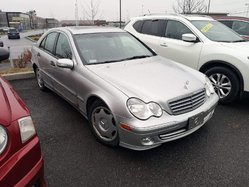 Mercedes-Benz C-Class C240 AWD || BAS KILOMETRAGE || PNEUS HIVER  2005