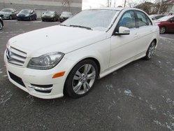 Mercedes-Benz C-Class ***C 300 TOIT OUVRANT A/C CUIR 4MATIC***  2012