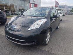 Nissan Leaf SV + NAVIGATION + SIÈGES + VOLANTS CHAUFFANTS  2015