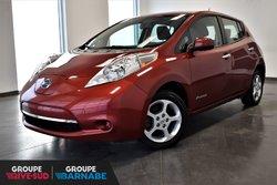 Nissan Leaf SV || NAVIGATION || MAGS || SIEGES CHAUFFANTS ||  2015