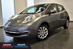 Nissan Leaf S || SIEGES CHAUFFANTS || 100% ELECTRIQUE  2015