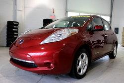 Nissan Leaf SV || NAVIGATION || MAGS || SIEGES CHAUFFANTS  2015