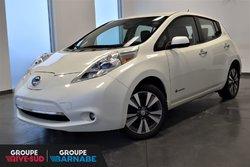 Nissan Leaf SL || CUIR || NAVIGATION || MAGS || SIEGES CHAUFFA  2015