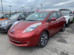 Nissan Leaf SL CUIR || MAGS || NAVIGATION  2015