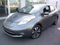 2016 Nissan Leaf SV  + NAV  SIEGES CH AVANT ET ARR