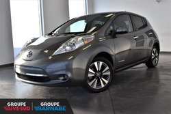 Nissan Leaf SV || 30 KW/H || MAGS || NAVIGATION || PNEUS HIVER  2017