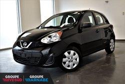 Nissan Micra S MANUELLE || BAS KILOMETRAGE  2015