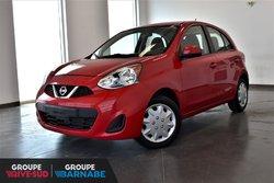 Nissan Micra SV AUTOMATIQUE || BLUETOOTH || AIR CLIMATISÉ ||  2015