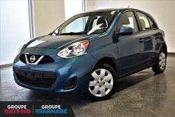Nissan Micra SV AUTOMATIQUE || AIR CLIMATISÉ || BLUETOOTH ||  2015