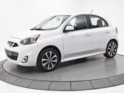Nissan Micra SR || AUTO || MAGS || CAMERA DE RECUL || BLUETOOTH  2016