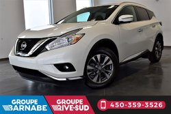 Nissan Murano 3.5L AWD SL CUIR TOIT PANORAMIQUE  2017