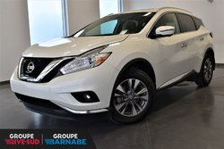 Nissan Murano SL 4WD || TOIT PANORAMIQUE || NAVIGATION || CUIR  2017