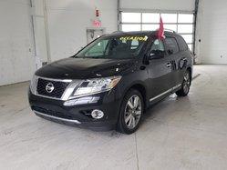 Nissan Pathfinder Platinum 4X4 // 7 Passager // Cuir // GPS //  2013