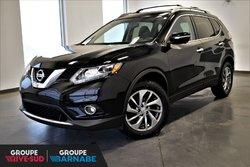 Nissan Rogue SL AWD || CUIR || TOIT PANO || NAV || BAS KM  2014