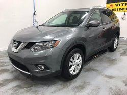 Nissan Rogue SV || 7 PASSAGERS || AWD || NAV || TOIT PANO  2015