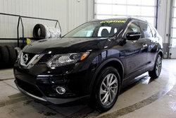 Nissan Rogue SL AWD // CUIR // GPS // TOIT PANO  2015