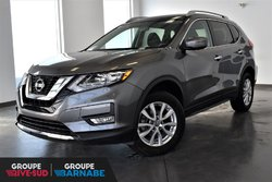 Nissan Rogue SV AWD+CAMERA+BLUETOOTH+SIEGES CHAUFFANTS+++  2017