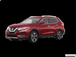 Nissan Rogue SV T.A  2019