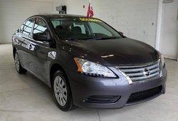 Nissan Sentra S+MANUELLE+GROUPE ELECTRIQUE+SEULEMENT 16 161KM+++  2015