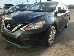 Nissan Sentra S AUTOMATIQUE || BLUETOOTH || GROUPE ELE| AIR CLIM  2016