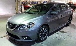 Nissan Sentra SR TURBO || AUTOMATIQUE || TOIT || NAVIGATION  2017