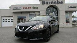 Nissan Sentra SIÈGES CHAUFFANTS + CAMERA + BLUTOOTH  2018