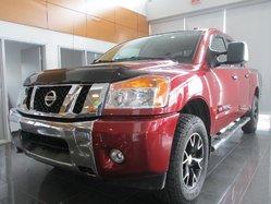 Nissan Titan SV AWD+ CAMÉRA DE RECUL+ BLUETOOTH+ MARCHE PIED  2014