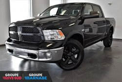 Ram 1500 Outdoorsman + MAGS 20 POUCES+ FOGS+ TOW PACK  2017